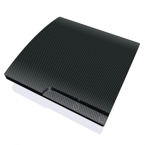 Carbon Fiber PlayStation 3 Slim Skin