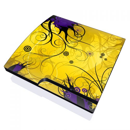 Chaotic Land PlayStation 3 Slim Skin
