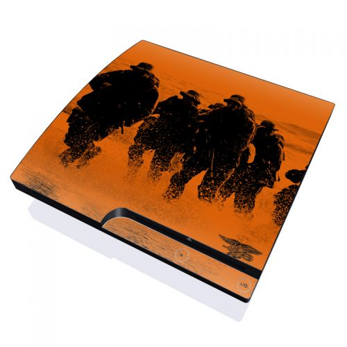 Charge PlayStation 3 Slim Skin