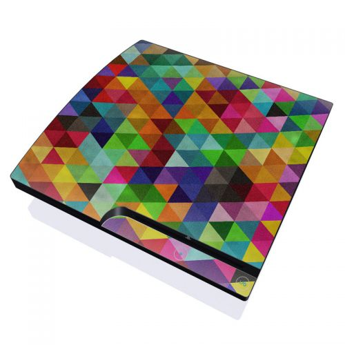 Connection PlayStation 3 Slim Skin