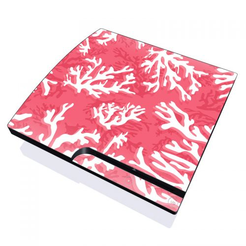 Coral Reef PlayStation 3 Slim Skin