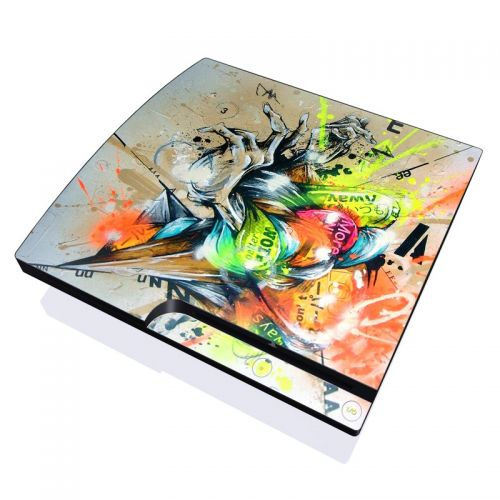 Dance PlayStation 3 Slim Skin