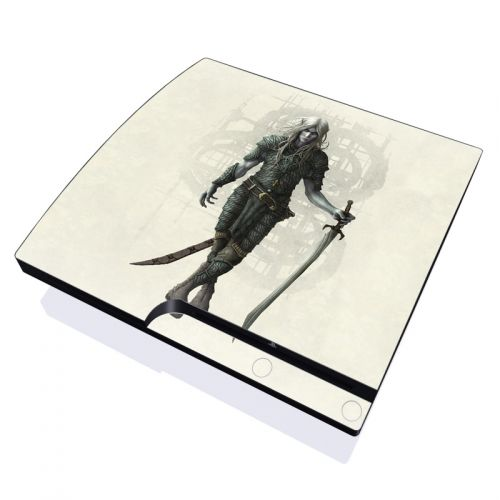 Dark Elf PlayStation 3 Slim Skin