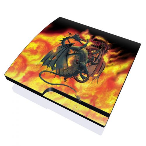 Dragon Wars PlayStation 3 Slim Skin