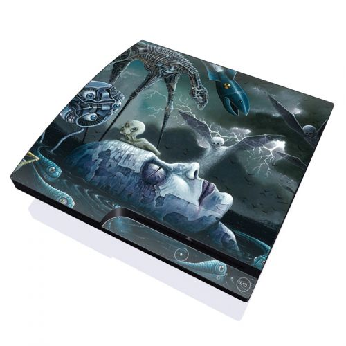 Dreams PlayStation 3 Slim Skin