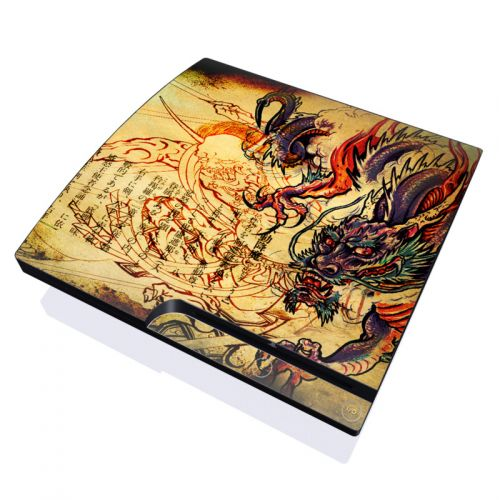 Dragon Legend PlayStation 3 Slim Skin