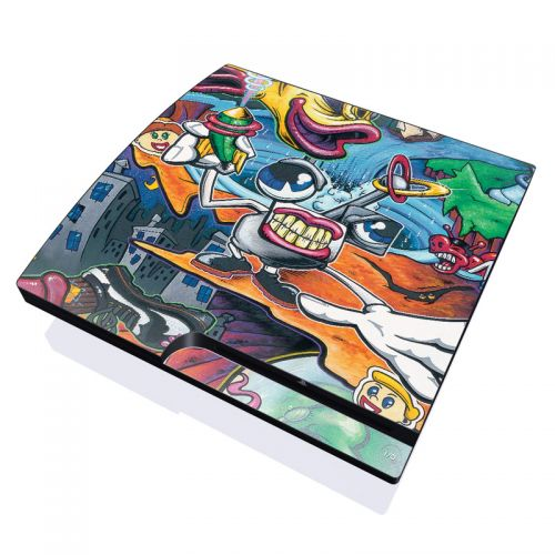 Dream Factory PlayStation 3 Slim Skin