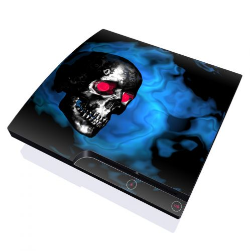 Demon Skull PlayStation 3 Slim Skin