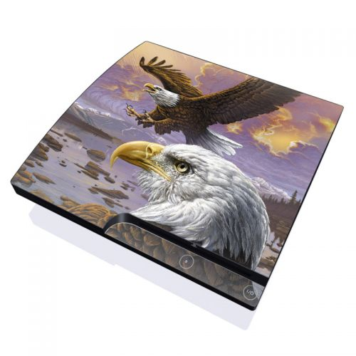 Eagle PlayStation 3 Slim Skin