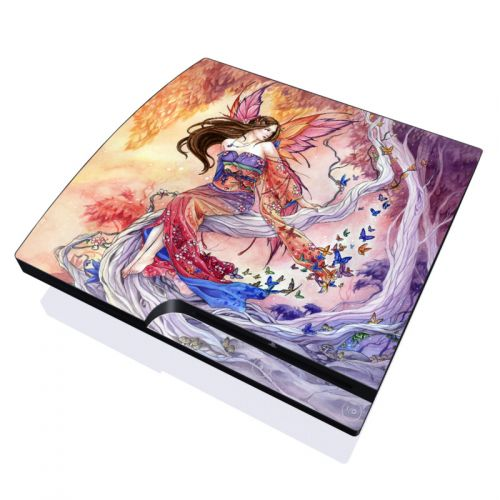 The Edge of Enchantment PlayStation 3 Slim Skin