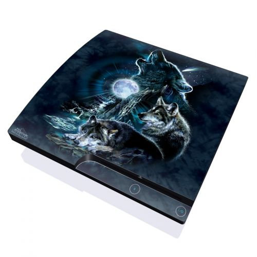 Howling PlayStation 3 Slim Skin