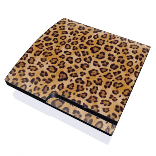 Leopard Spots PlayStation 3 Slim Skin