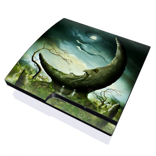 Moon Stone PlayStation 3 Slim Skin