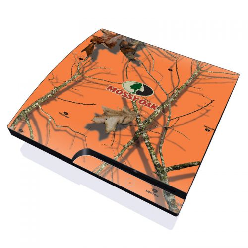Break Up Lifestyles Autumn PlayStation 3 Slim Skin