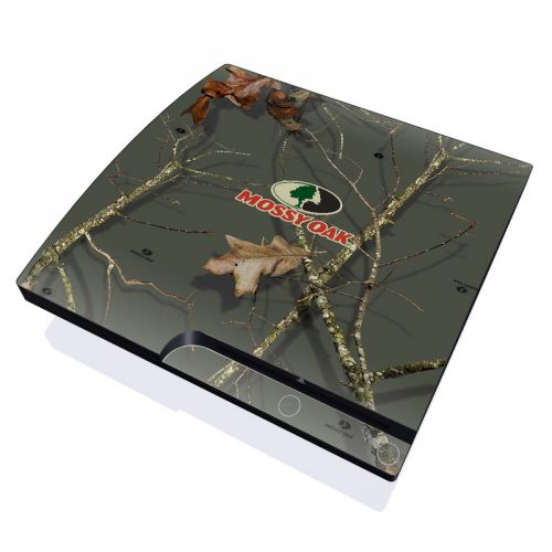 Break Up Lifestyles Evergreen PlayStation 3 Slim Skin