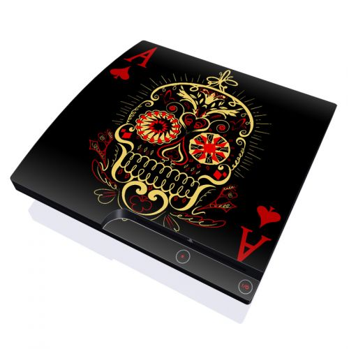 Muerte PlayStation 3 Slim Skin
