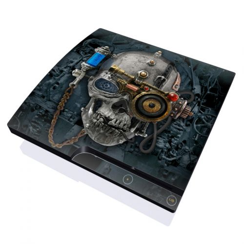 Necronaut PlayStation 3 Slim Skin