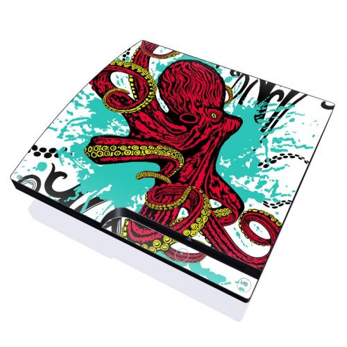 Octopus PlayStation 3 Slim Skin