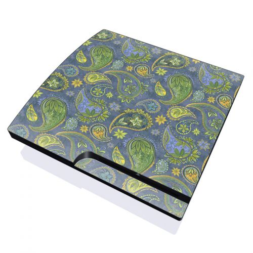 Pallavi Paisley PlayStation 3 Slim Skin