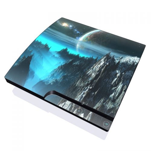 Path To The Stars PlayStation 3 Slim Skin