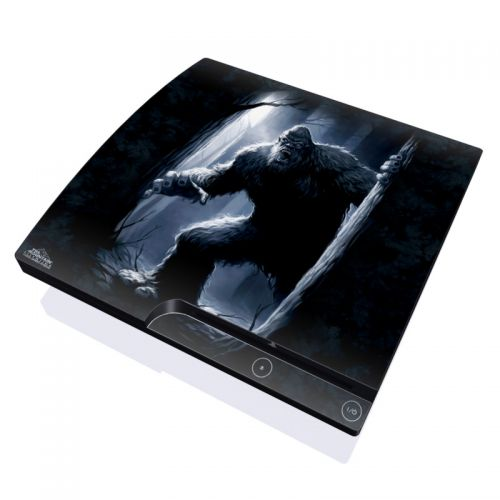 Sasquatch PlayStation 3 Slim Skin