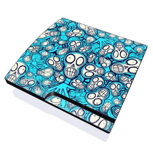 Satch Face PlayStation 3 Slim Skin