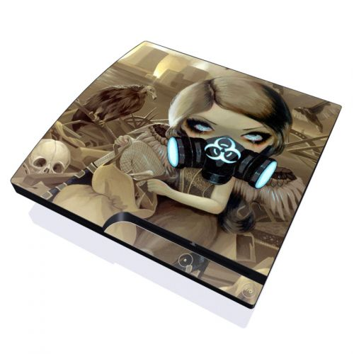 Scavengers PlayStation 3 Slim Skin