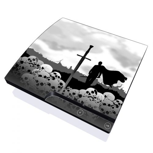 Slayer PlayStation 3 Slim Skin