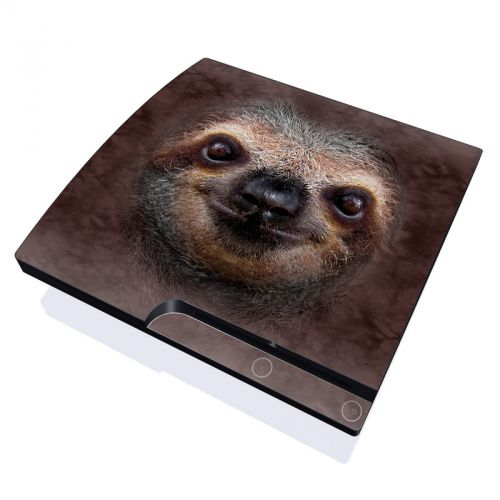Sloth PlayStation 3 Slim Skin