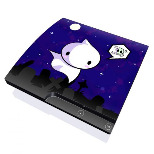 Spectre PlayStation 3 Slim Skin