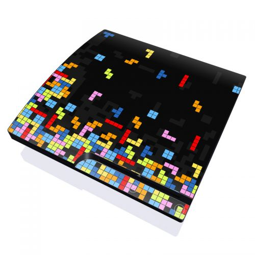Tetrads PlayStation 3 Slim Skin