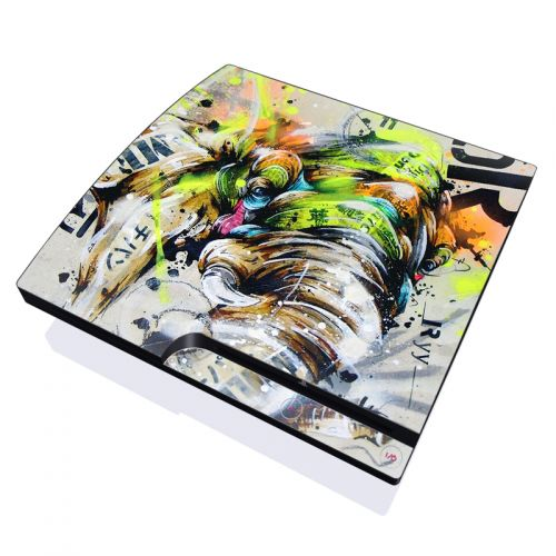 Theory PlayStation 3 Slim Skin