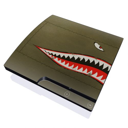 USAF Shark PlayStation 3 Slim Skin