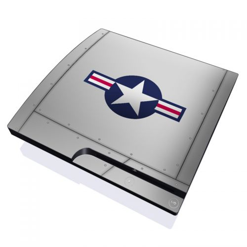 Wing PlayStation 3 Slim Skin