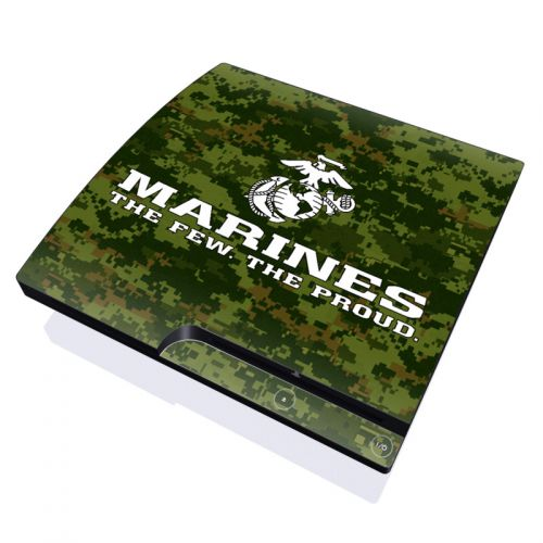 USMC Camo PlayStation 3 Slim Skin