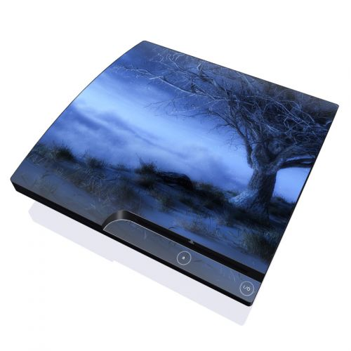 World's Edge Winter PlayStation 3 Slim Skin
