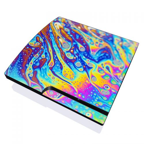 World of Soap PlayStation 3 Slim Skin