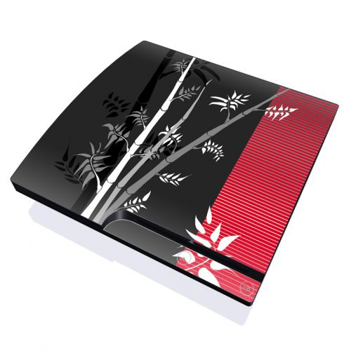 Zen Revisited PlayStation 3 Slim Skin