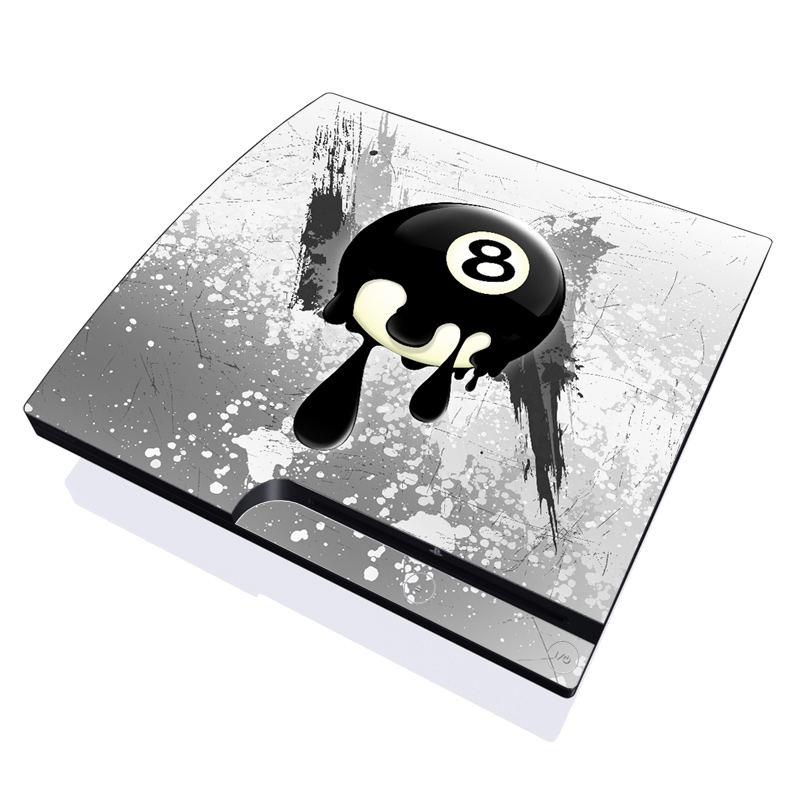 8Ball PlayStation 3 Slim Skin