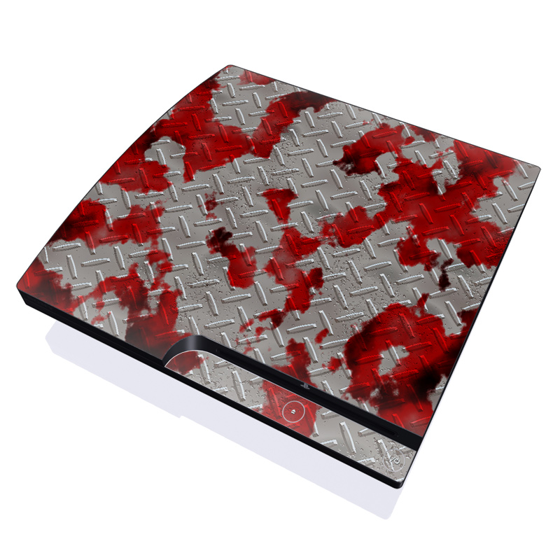 Accident PlayStation 3 Slim Skin