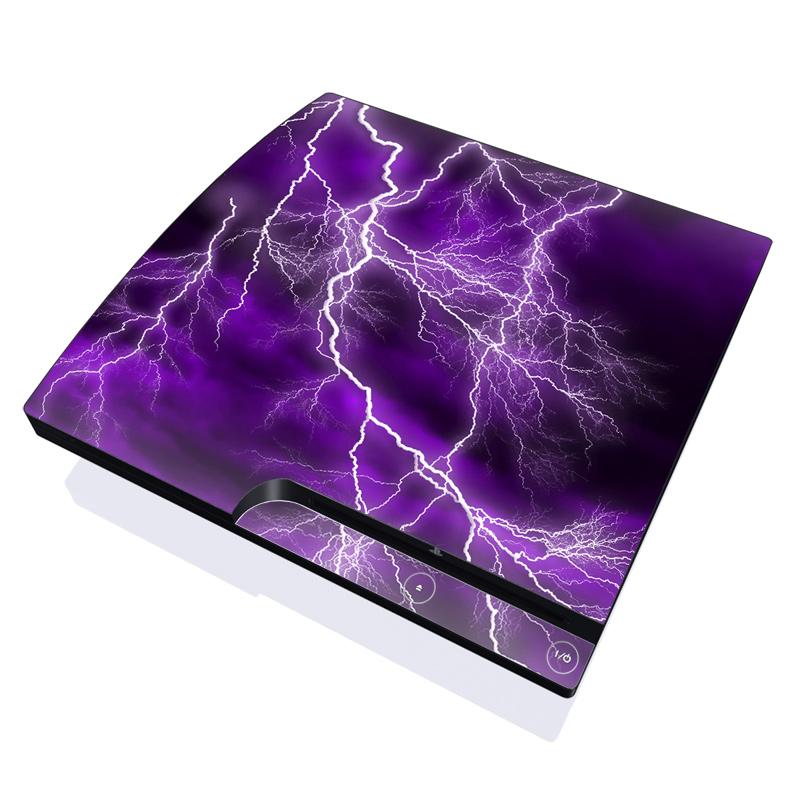 Apocalypse Violet PlayStation 3 Slim Skin