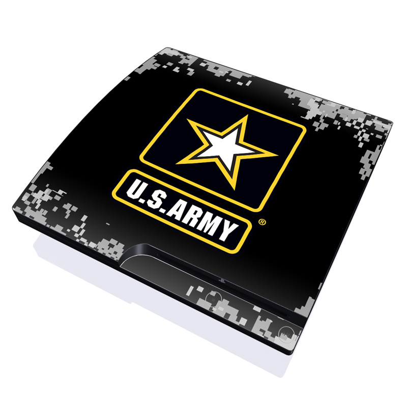 Army Pride PlayStation 3 Slim Skin