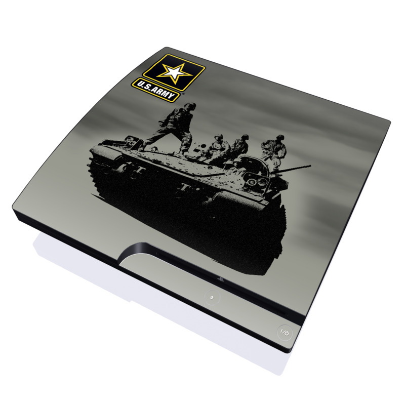 Army Troop PlayStation 3 Slim Skin