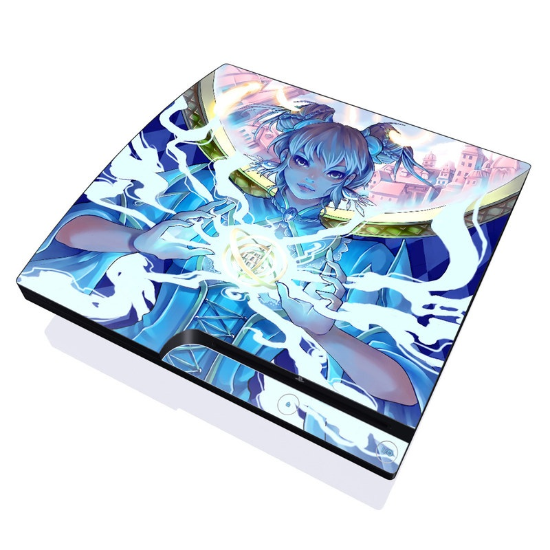A Vision PlayStation 3 Slim Skin