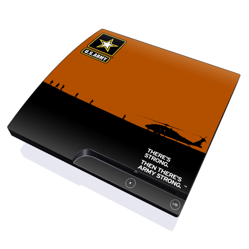 Beat Feet PlayStation 3 Slim Skin