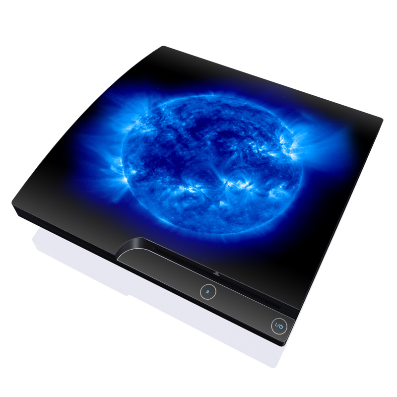 Blue Giant PlayStation 3 Slim Skin