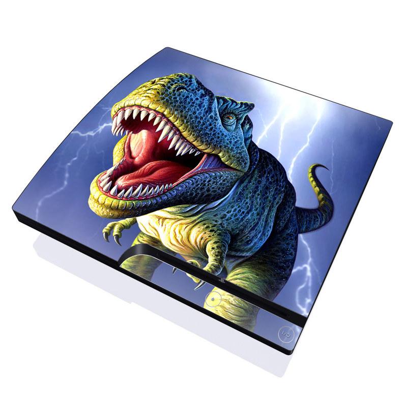 Big Rex PlayStation 3 Slim Skin