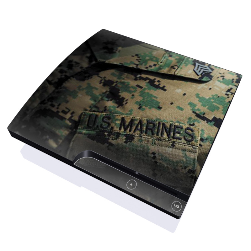 Courage PlayStation 3 Slim Skin