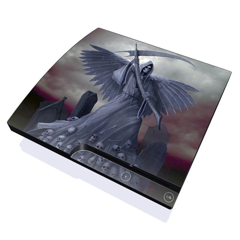 Death on Hold PlayStation 3 Slim Skin