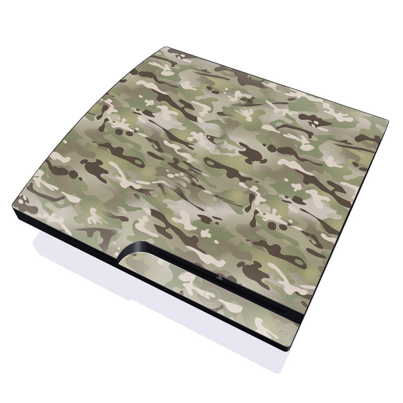FC Camo PlayStation 3 Slim Skin